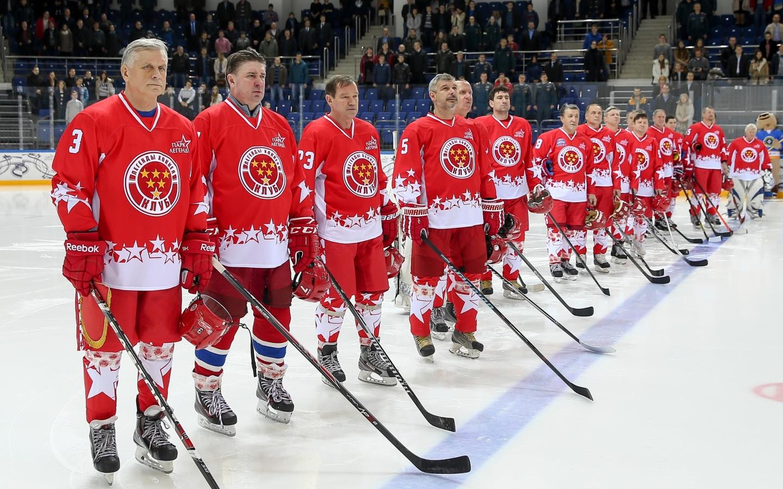 Владимирская область ждет легендарных хоккеистов
