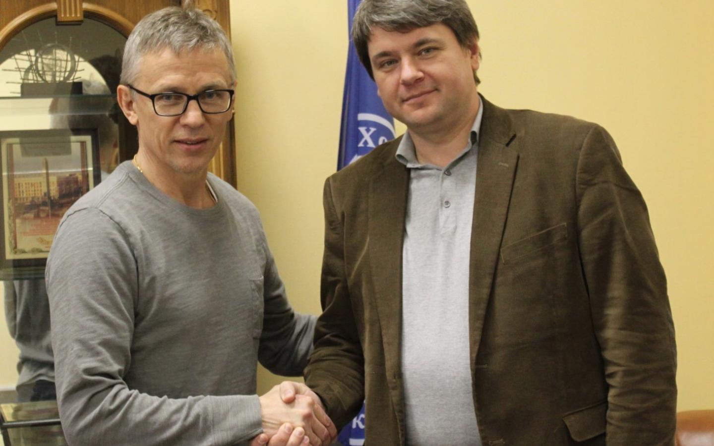 Игорь Ларионов: «Для меня важен игрок и важен человек»