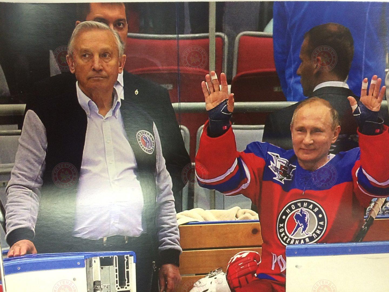 Олегу Васильевичу Кученеву - 75!