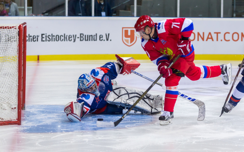 Легенды России сыграют с Чехией в финале