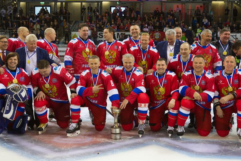 Сборная России – двукратный чемпион Лиги Легенд!