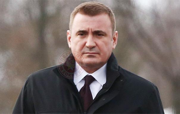 Алексей Дюмин выразил соболезнование по поводу кончины Сергея Мыльникова