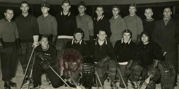 63 года первому официальному матчу сборной СССР по хоккею!