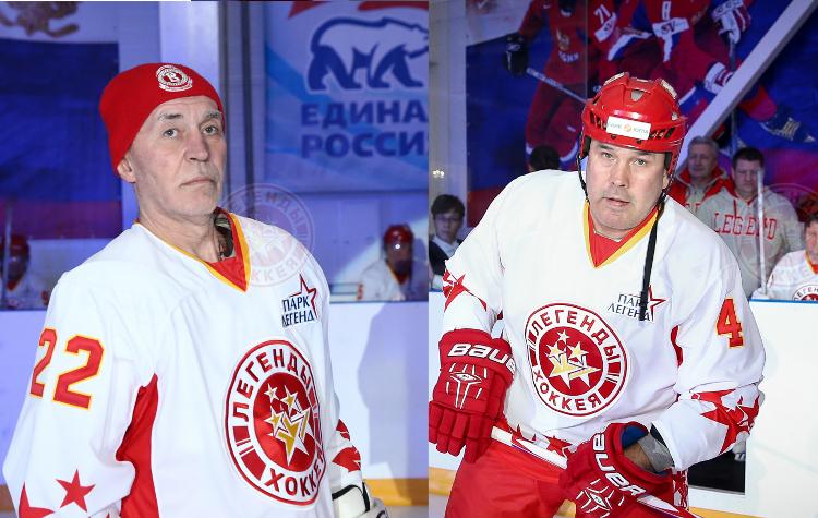 Поздравляем Вячеслава Анисина и Сергея Бабинова!
