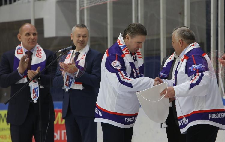 Спорткомплексу в Искитиме присвоили имя Алексея Касатонова
