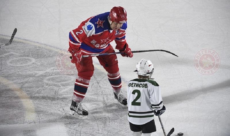 Вячеслав Фетисов отметит свои юбилеи на льду