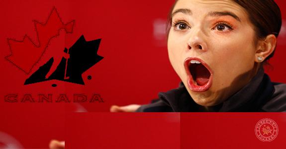Канада выходит на лёд!