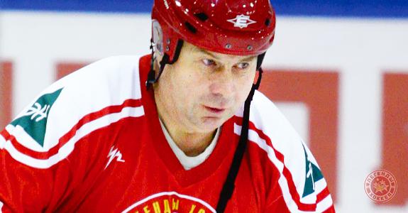 А.C. Волчков: «В хоккее должны органично сочетаться все компоненты»
