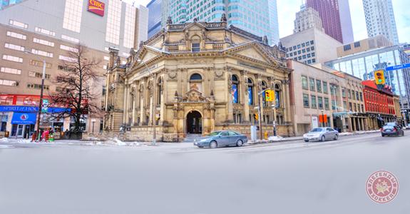 Превзойти Торонто