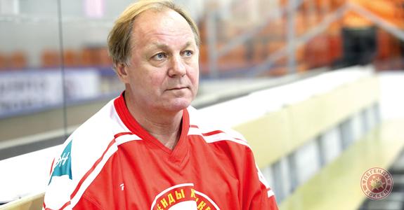 Василий Первухин: «Появление нерпы отвлекло нас от игры»