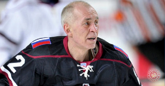 Вячеслав Анисин: конек торчал из моей головы