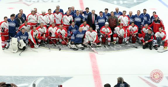 Братья Голиковы принесли победу «Динамо»