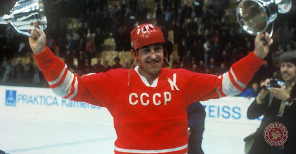 Б. Михайлов: «В музей хоккея отдам даже свои медали»