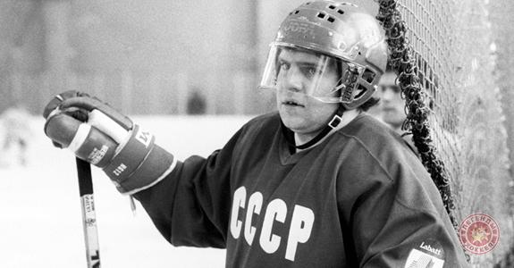 Матч памяти легендарного Владимира Крутова