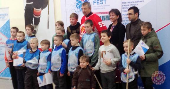 Сергей Гимаев провел мастер-класс в Перми