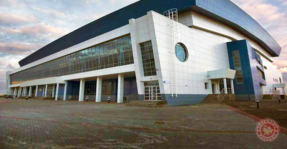 Выставочный матч в Сургуте