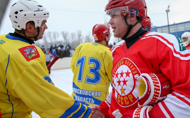 Легенды против Ветеранов: уникальный матч в Подмосковье
