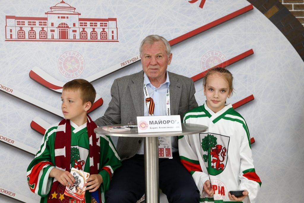 Борис Майоров: Радулову придется вести себя намного скромнее