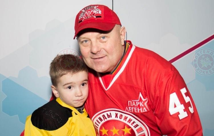 Фёдору Канарейкину – 64!