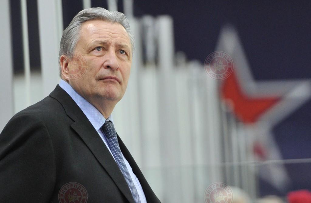 Александр Якушев введен в Зал хоккейной славы в Торонто!