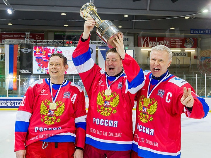 С юбилеем, Алексей Викторович!