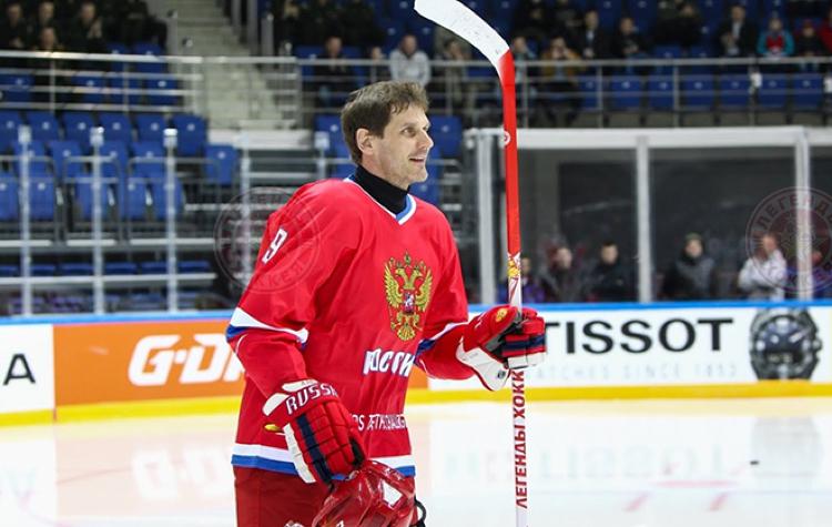 Алексею Яшину – 45!